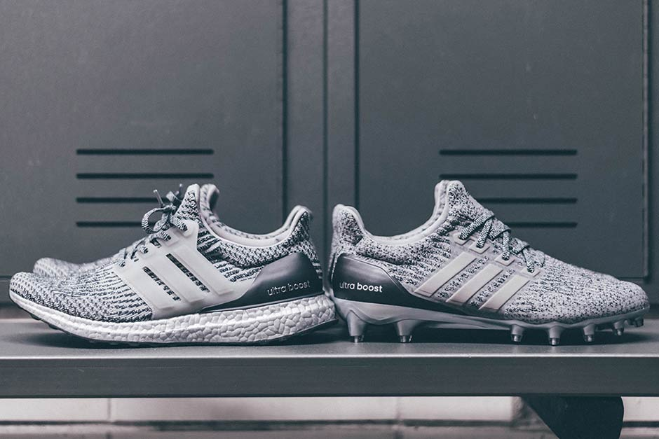 836b945d6 adidas Ultra Boost Cleat - Silver Pack