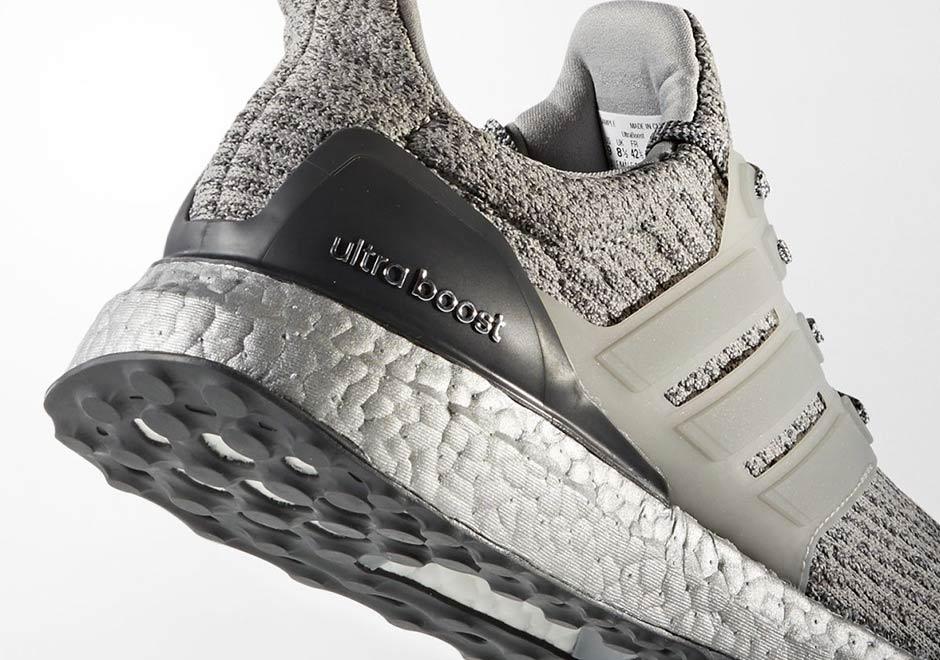 2a69a12ce5403 adidas Ultra Boost Silver Pack Release Date