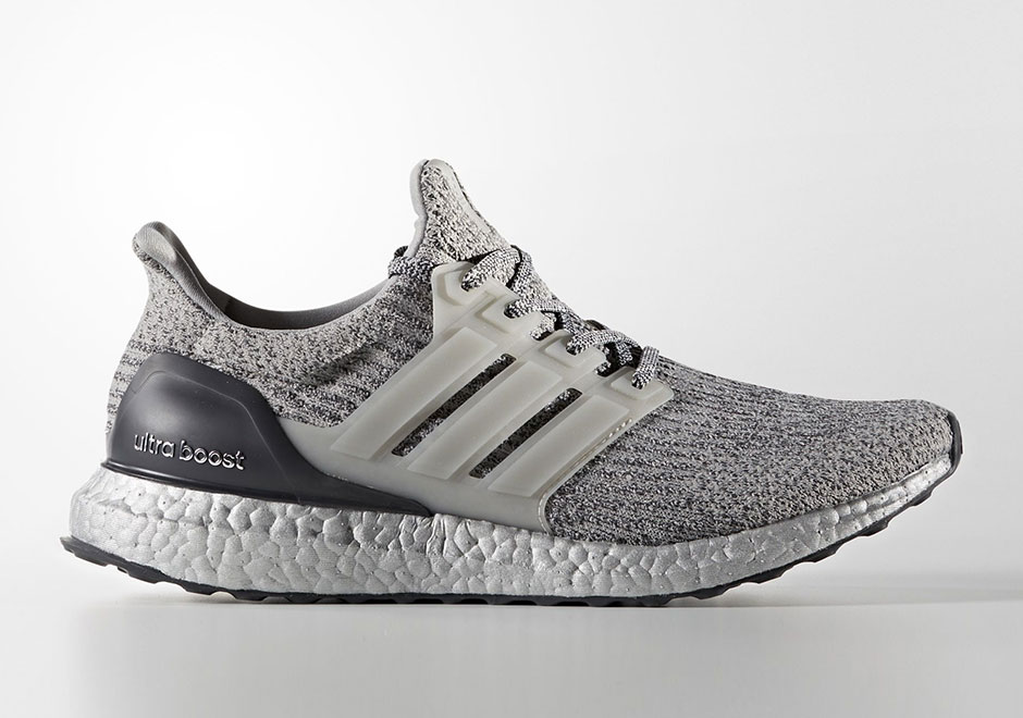 a75168717 adidas Ultra Boost Silver Pack Release Date