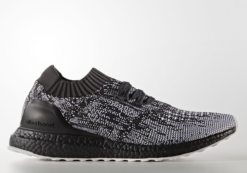 582721acee3d5 adidas Ultra Boost Uncaged Black White S80698