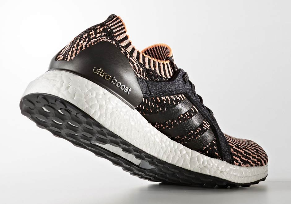2b2765b74f9923 This spring the adidas running department combines the Pure Boost X made  just for women with the Ultra Boost for the all-new Ultra boost X. The  performance ...