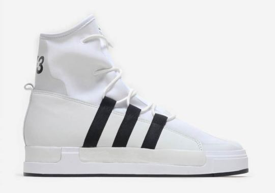 adidas Y-3 Drops A Classic-Looking High-Top Called The ATTA