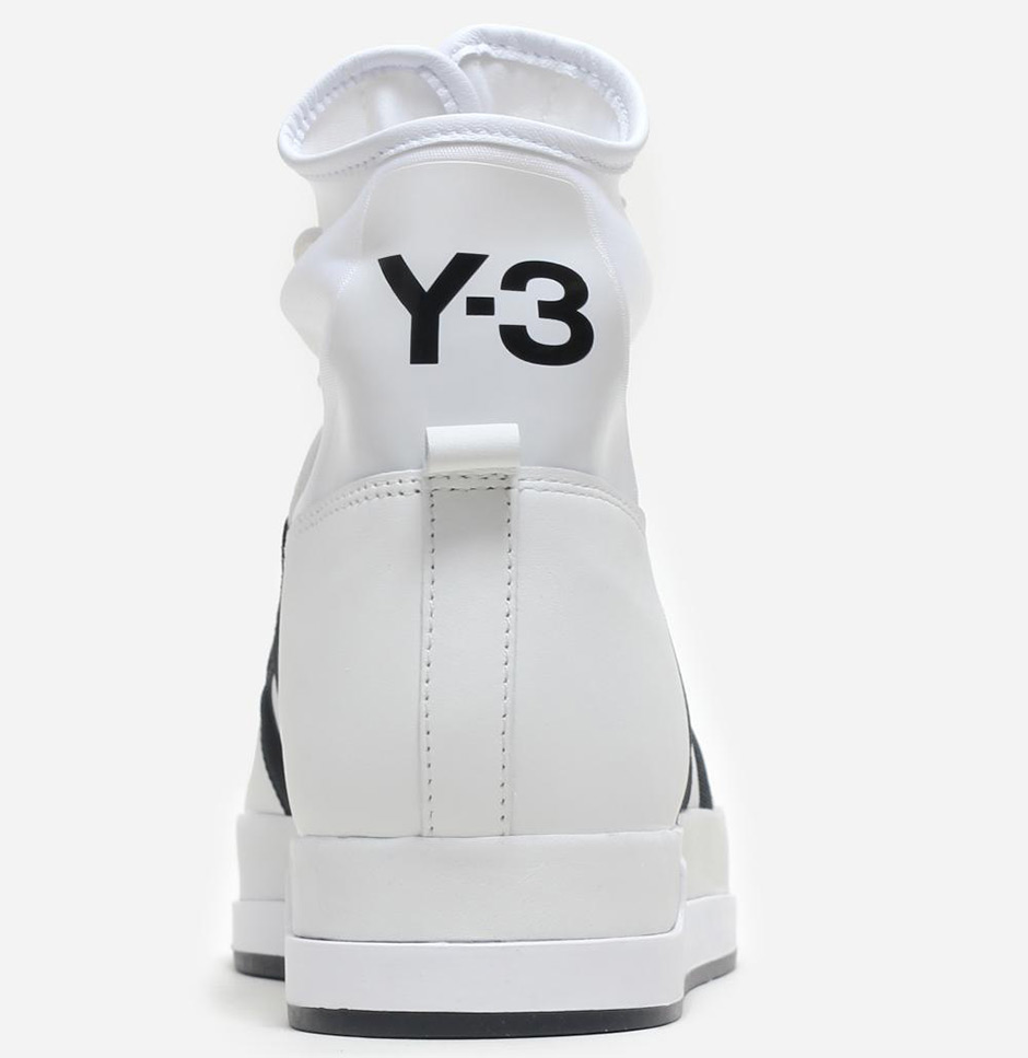 adidas Y-3 ATTA White Black S82170 | SneakerNews com