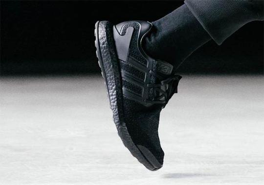 adidas Y-3 Unveils New Footwear For Holiday 2017/2018 Season