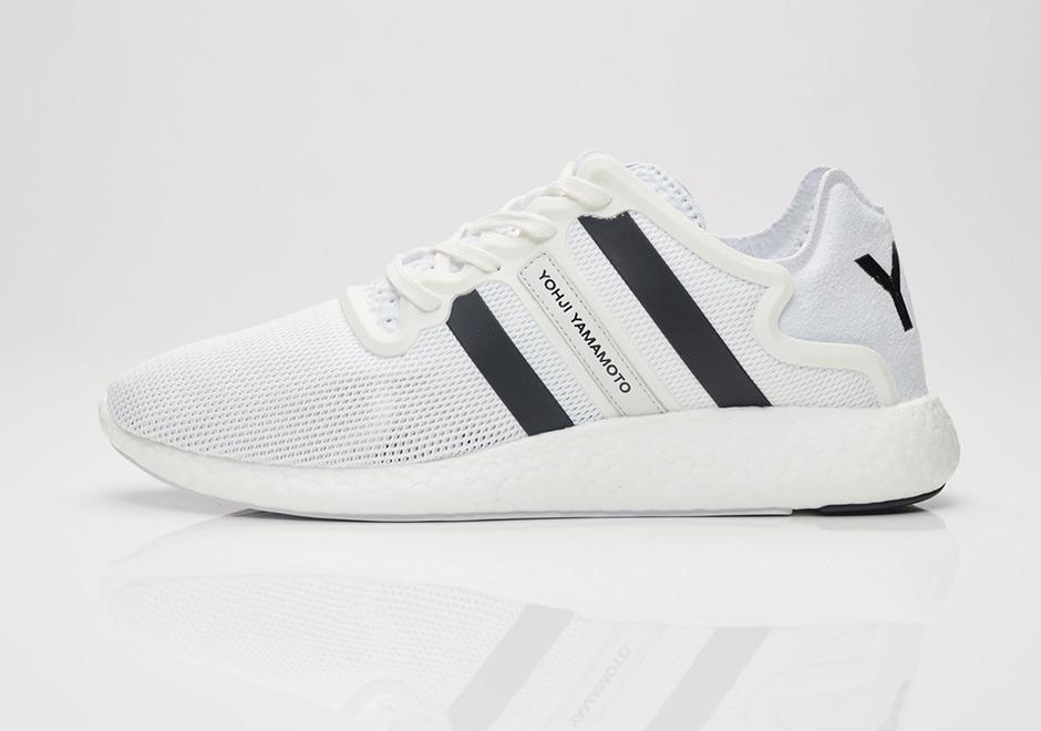 adidas Y-3 Yohji Run White Black S82117 S82118  4d5ab49e1