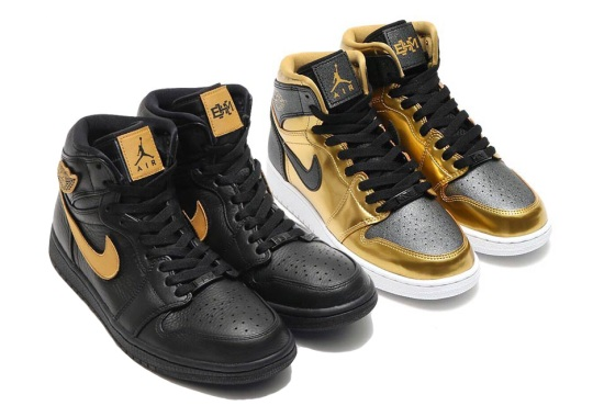 """This Year's Air Jordan 1 """"BHM"""" Collection Features Velcro Patches"""