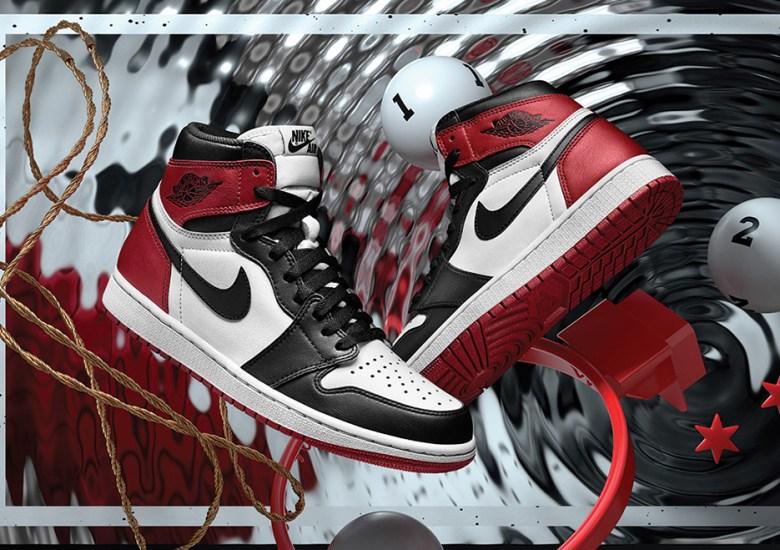 "various colors ba728 17ba0 Air Jordan 1 ""Black Toe"" Restocking On Nike SNKRS Japan. January 31 ..."