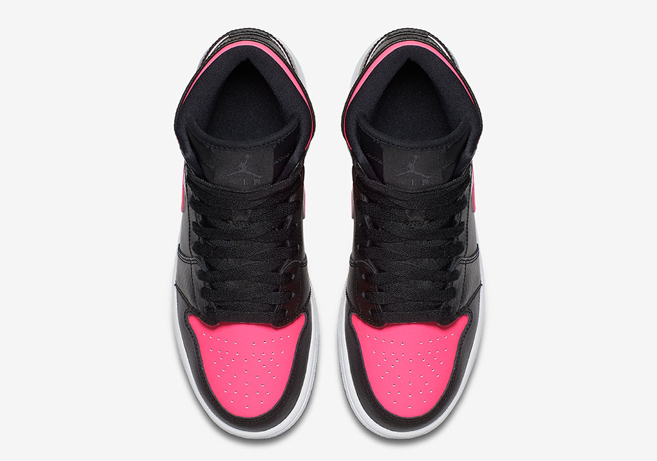 new product 0d22f 713ff Air Jordan 1 GG Black Pink Detailed Photos | SneakerNews.com