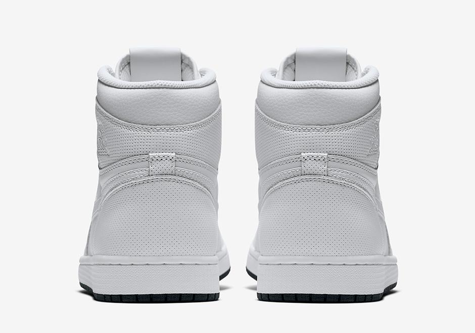 pretty nice f1d07 31b6c Air Jordan 1 Perforated Pack Release Date   SneakerNews.com