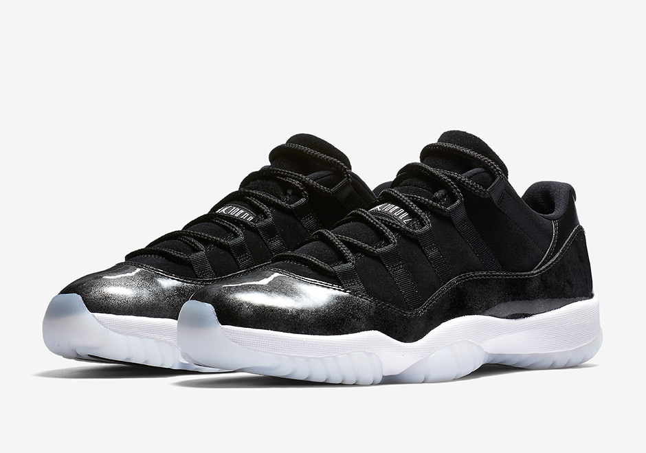 Air Jordan 11 Low Barons Release Date Info | SneakerNews.com