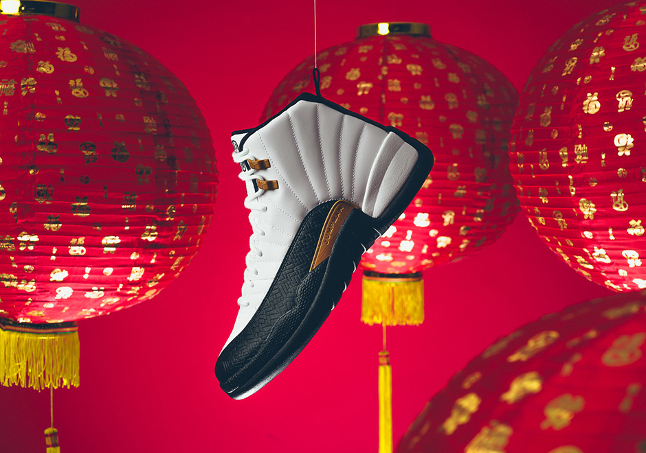 Air Jordan 12 Chinese New Year Where To Buy  45ddb09280
