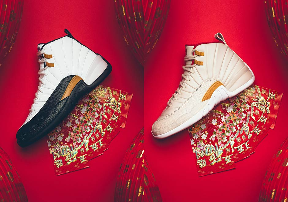 sneakers for cheap 38139 93807 Air Jordan 12 Chinese New Year Where To Buy   SneakerNews.com