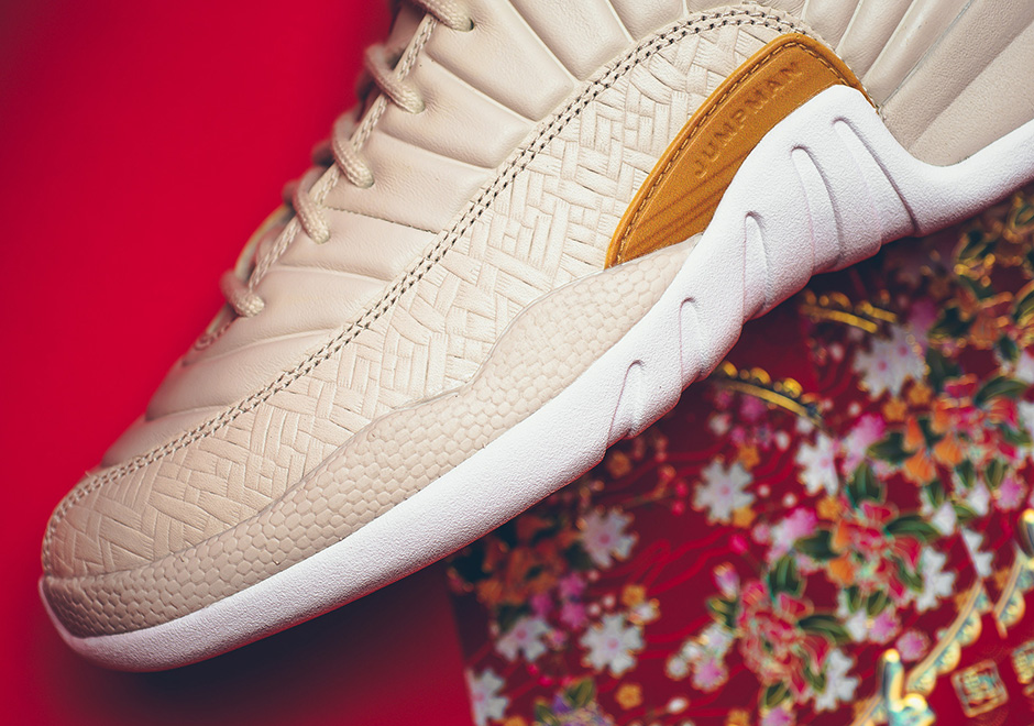 d5f94c8d125 Air Jordan 12 Chinese New Year Where To Buy
