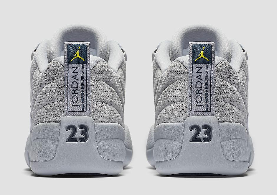 d5baac7b536 Air Jordan 12 Low Wolf Grey 2017 Release Date | SneakerNews.com