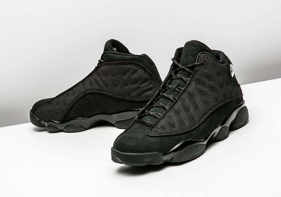 Cuna De Gato Negro Air Jordan 13 Gs Retro' 5XRuMWUDLM