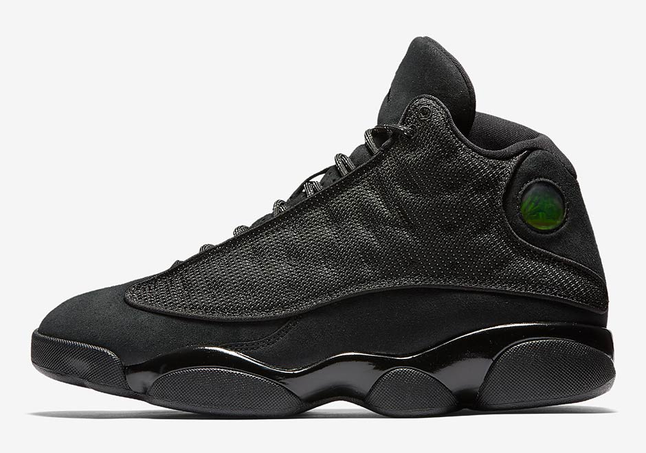 jordan 13 retro all black