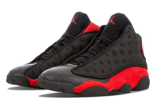 "Air Jordan 13 ""Bred"" And ""Playoffs"" Returning In 2017"
