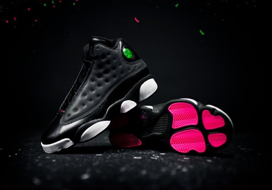 "Where To Buy The Air Jordan 13 GG ""Hyper Pink"""