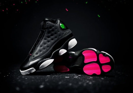 "Where To Buy The Air Jordan 13 GG ""Hyper Pink"""