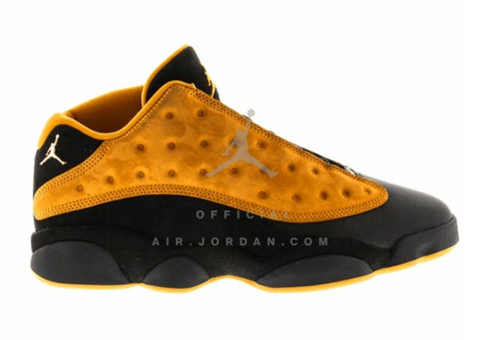 "The Air Jordan 13 Low ""Chutney"" Is Releasing Summer 2017"