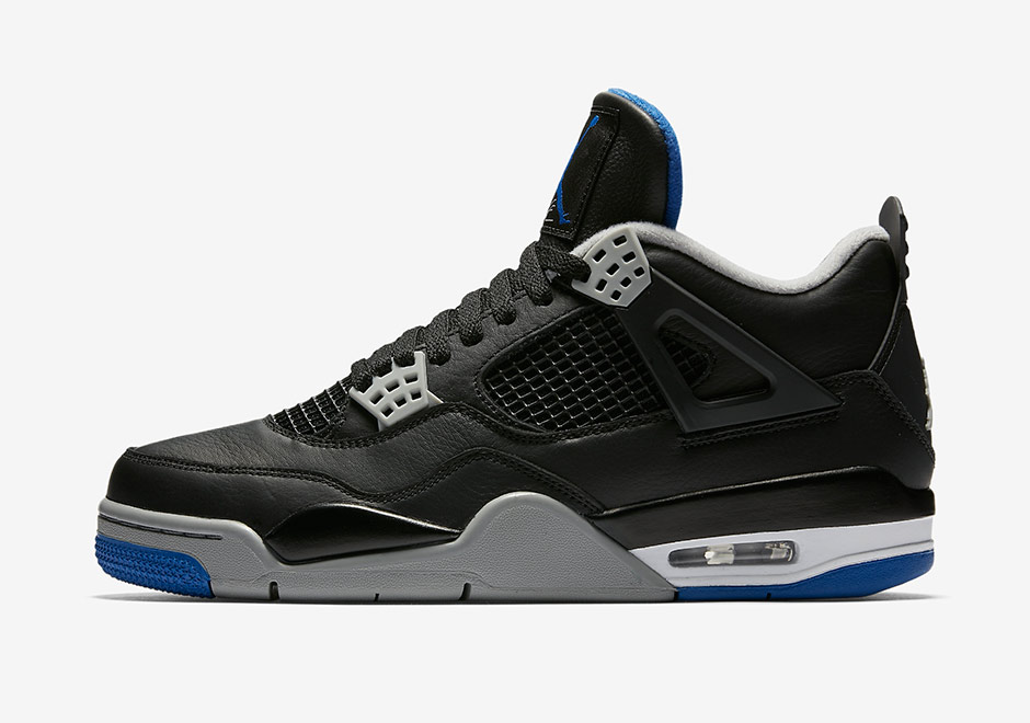 0e1b7104146e Air Jordan 4 Black Royal Release Date