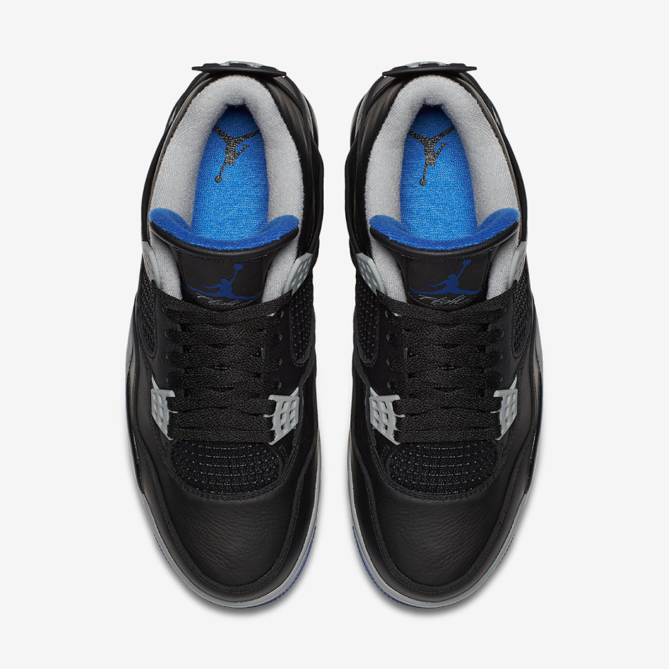 best sneakers 9c17c b6380 Air Jordan 4 Black/Royal Release Date | SneakerNews.com