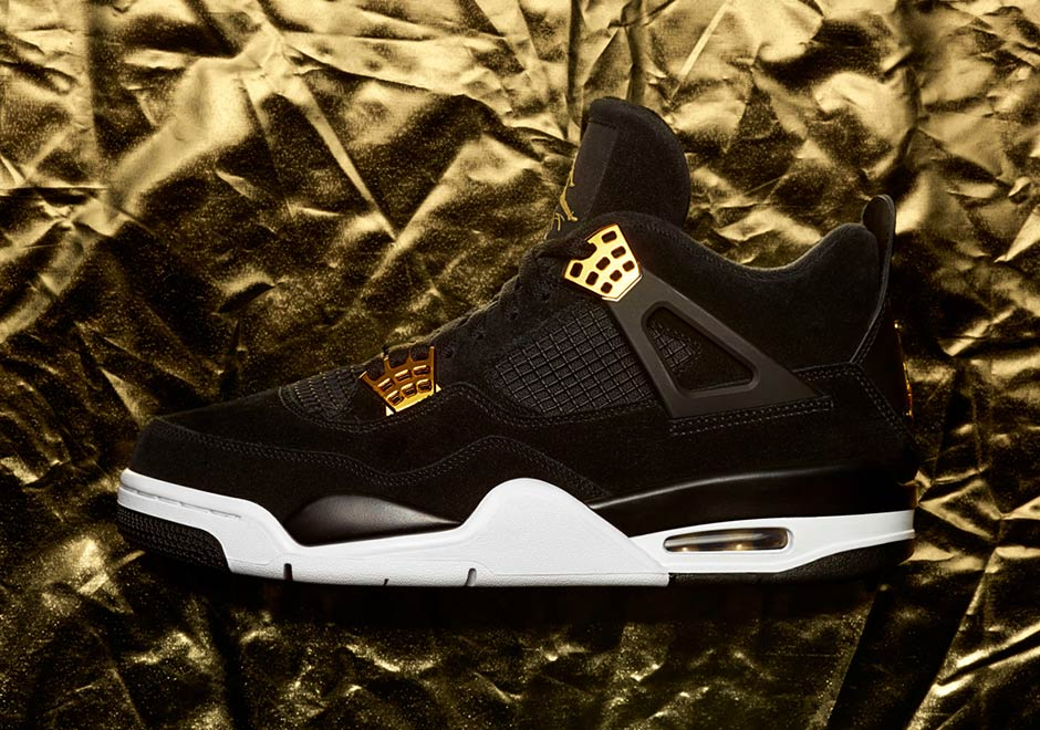 """competitive price a20e3 3b774 Where To Buy The Air Jordan 4 """"Royalty"""""""