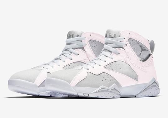 "Air Jordan 7 ""Pure Money"" Releasing In June"