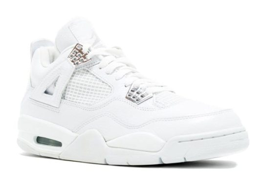 "Air Jordan 4 ""Pure Money"" Releasing In May"