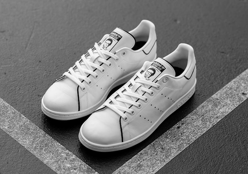adidas To Release An Arthur Ashe x Stan Smith Shoe