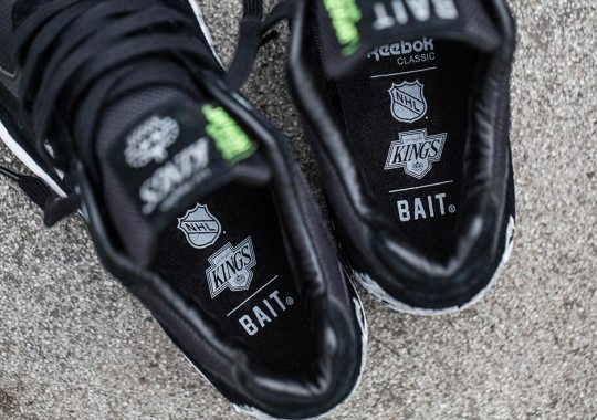 Reebok Teams Up With BAIT And LA Kings For NHL All-Star Themed Release