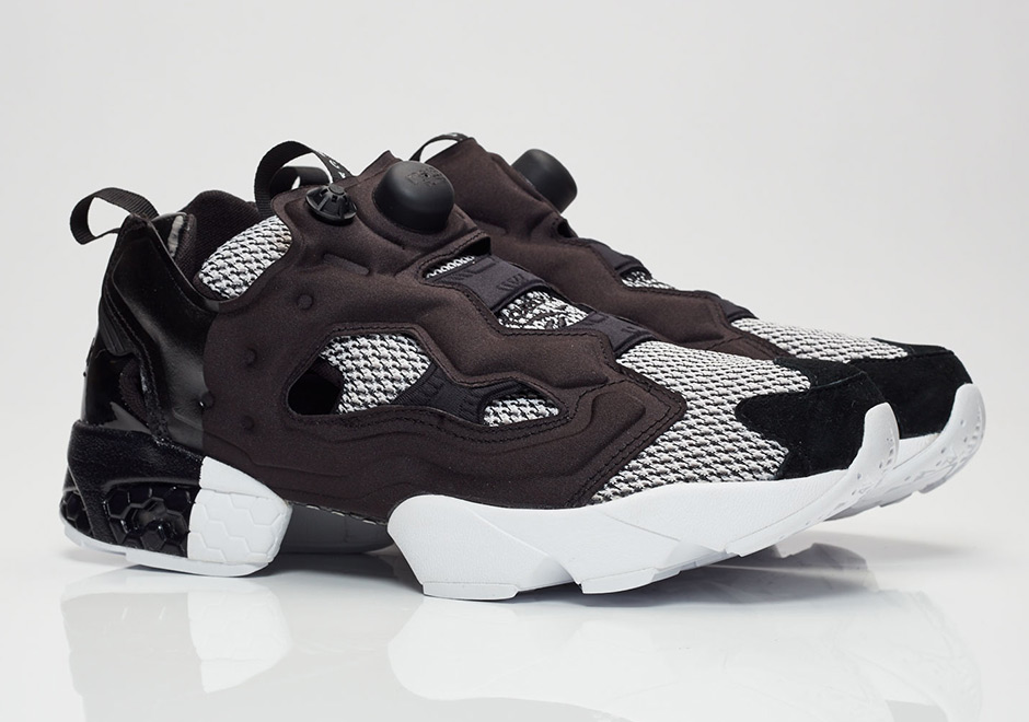 watch c7239 1216d Black Scale Reebok Instapump Fury   SneakerNews.com