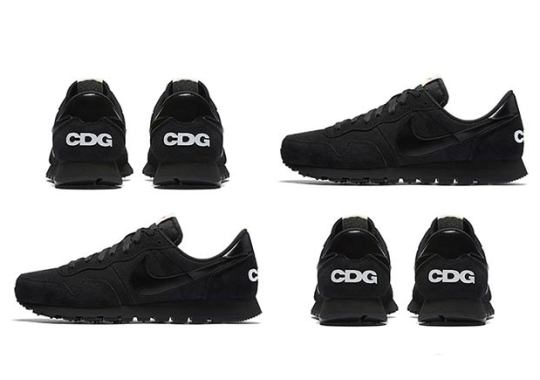 COMME des GARÇONS x Nike Air Pegasus 83 Just Released At Dover Street Market