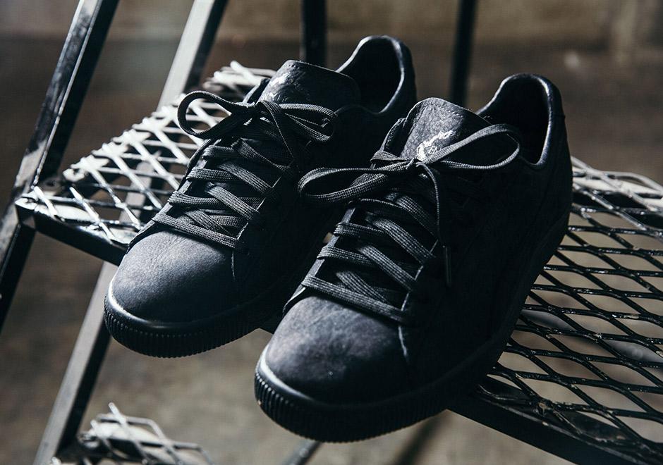outlet store 2a9ad 84d1a EN Noir Puma EvoKNIT Clyde Release Date | SneakerNews.com