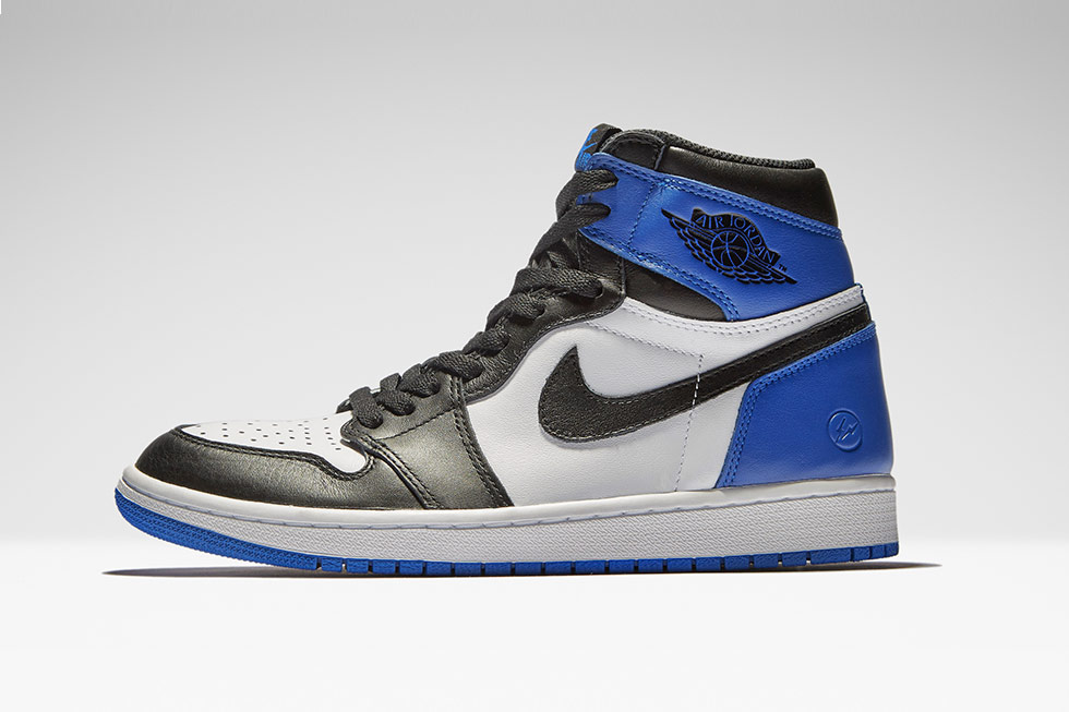 Air De Conception De Fragment Jordan 1