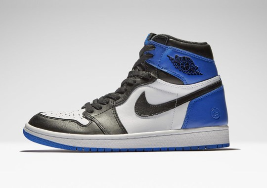fragment x Air Jordan 1 Restocking at END.
