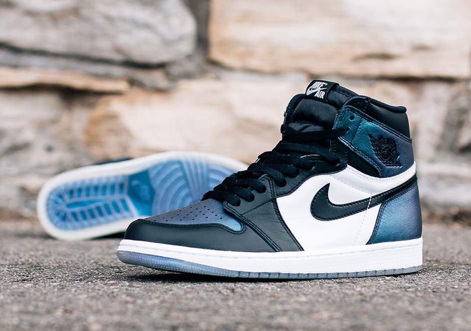 "new concept 93d23 40d48 Air Jordan 1 Retro High OG ""All-Star"" Releases On All-Star Sunday"