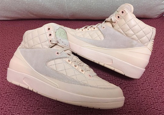 Don C To Release A Third And Final Air Jordan 2 Colorway