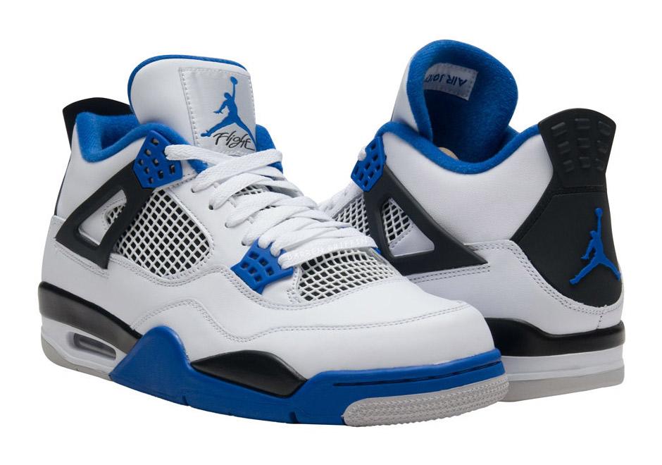 Air Jordan 4 Sports Motorisés Inverse