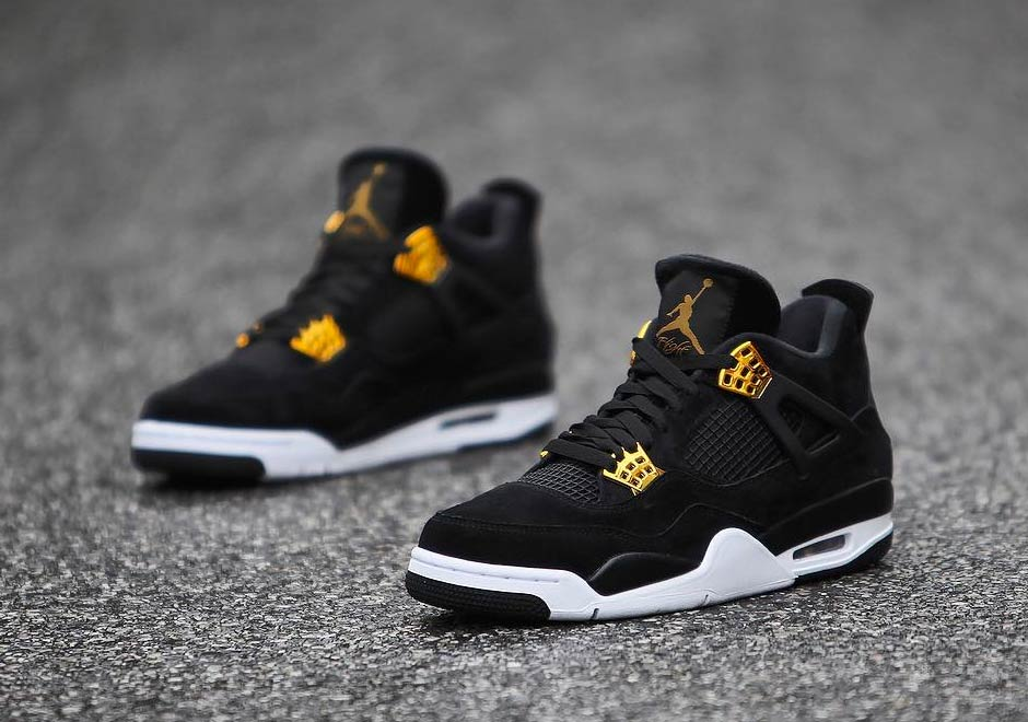 finest selection 921a0 1497f Air Jordan 4 Royalty February 2017 Release | SneakerNews.com