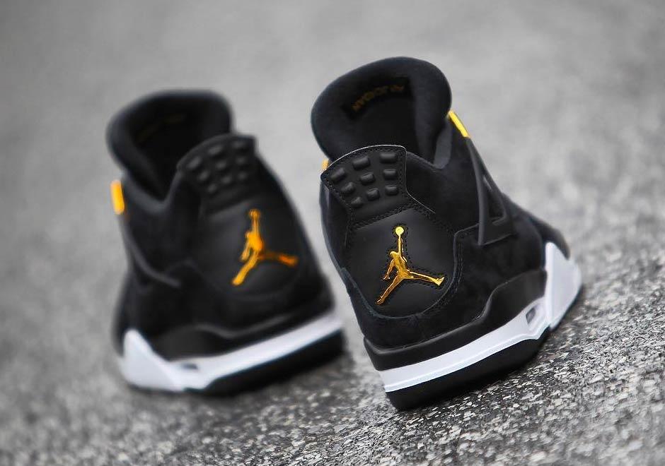 finest selection d03b8 2ba7f Air Jordan 4 Royalty February 2017 Release | SneakerNews.com