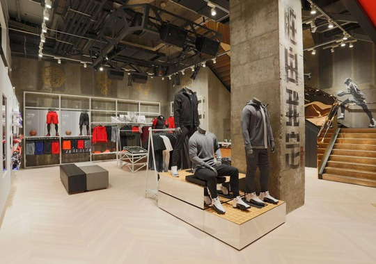 Jordan Brand's New Chengdu Store Is The Largest Jordan-Only Store In Asia