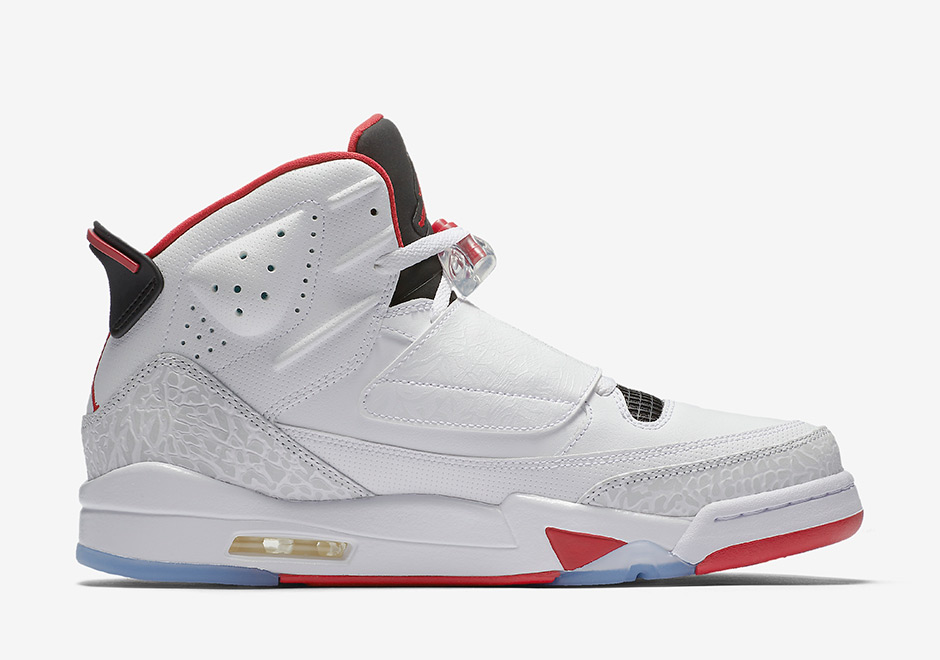 sports shoes 7bc41 8716e Jordan Son of Mars Fire Red 512245-112   SneakerNews.com