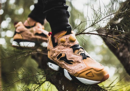 """Singapore's Limited EDT and SBTG Team Up For Reebok Instapump Fury """"Feline"""""""