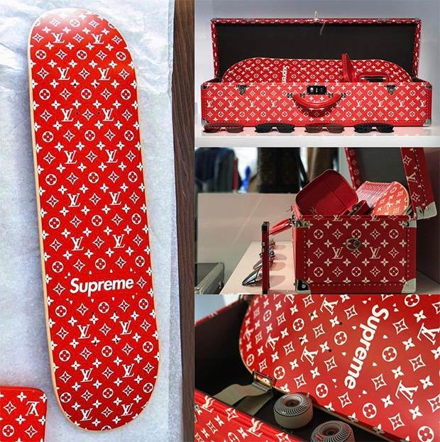 Supreme Louis Vuitton LV Shoes