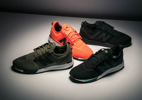 First Look At The New Balance 247 Sport