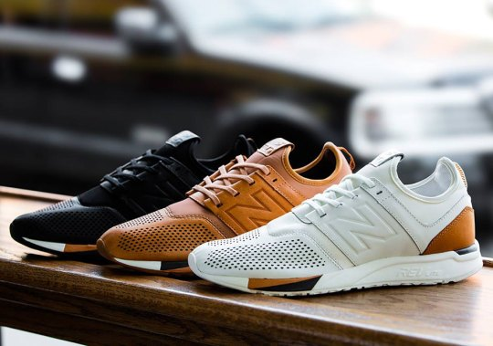The New Balance 247 Luxe Releases This Weekend