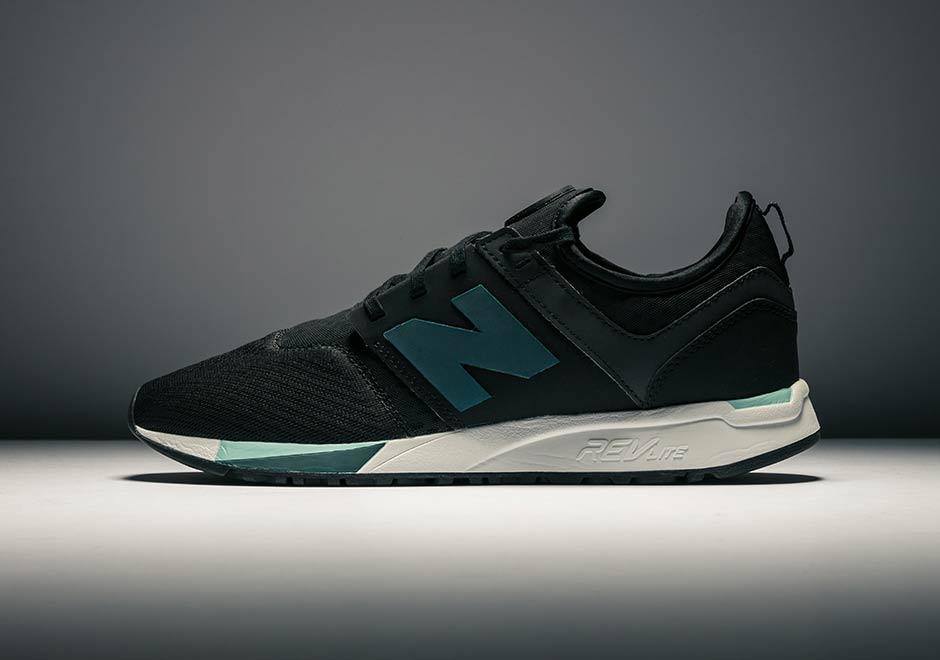 new balance revlite 247 black