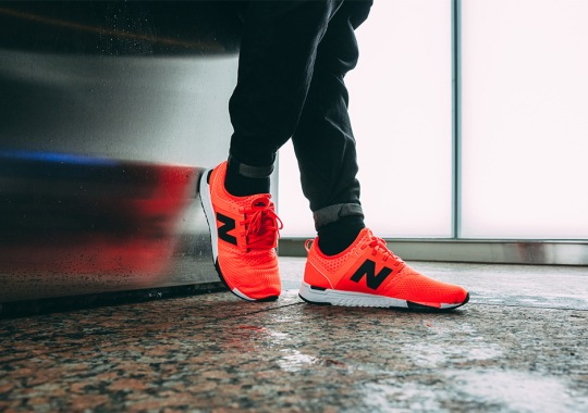 """The New Balance 247 Sport """"Around The Globe"""" Sets Foot In Chicago"""
