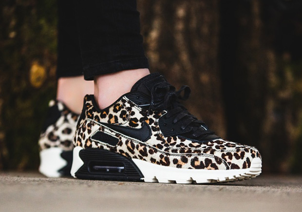 Running Wild Leopard Shoes